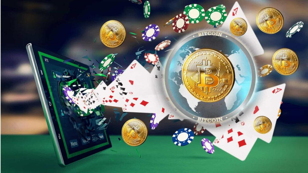 Is Bitcoin The Future of Online Casino